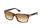 Persol PO 3048S 108/51 Beige / Marrón perspective view thumbnail