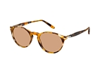 Persol PO 3092SM 9014/31 Orange / Brown perspective view thumbnail