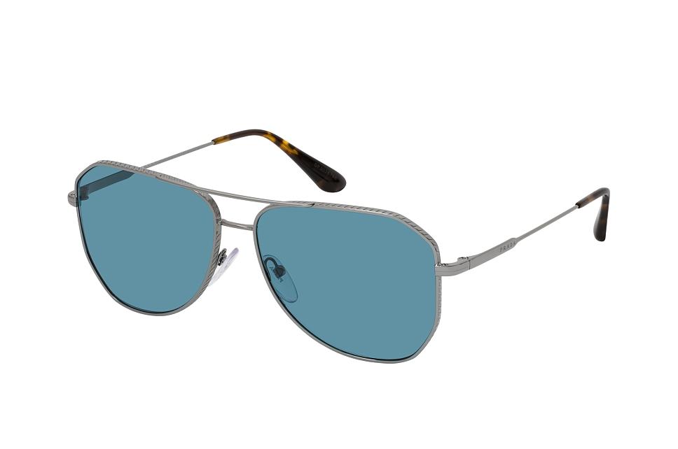 prada -  PR 63XS 5AV04D, Aviator Sonnenbrille, Herren, polarisiert