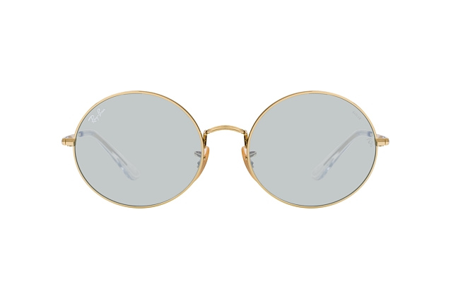 Ray-Ban Oval RB 1970 001/W3 vista en perspectiva