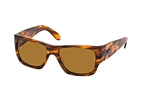 Ray-Ban Nomad RB 2187 954/33 Havana / Marrón perspective view thumbnail