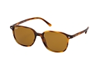 Ray-Ban Leonard RB 2193 13163M Havana / Brown perspective view thumbnail