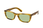 Ray-Ban Caribbean RB 2248 902/R5 Yellow / Green / Green perspective view thumbnail
