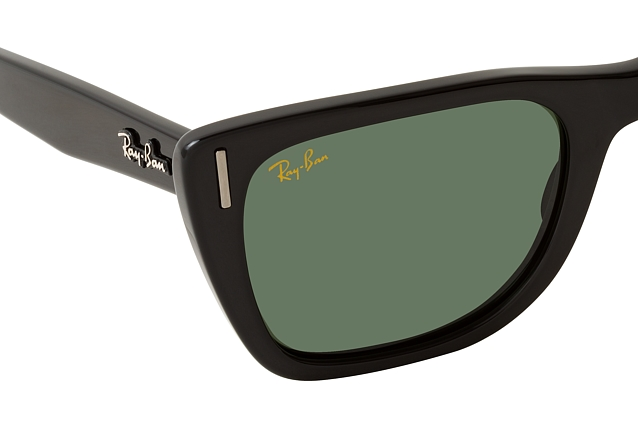 Ray-Ban Caribbean RB 2248 901/31 perspective view