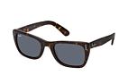 Ray-Ban Caribbean RB 2248 901/31 Havana / Blue perspective view thumbnail