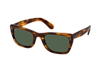 Ray-Ban Caribbean RB 2248 954/57 Havana / Verde perspective view thumbnail
