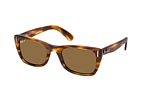 Ray-Ban Caribbean RB 2248 902/R5 Havana / Brown perspective view thumbnail