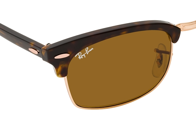 Ray-Ban Clubmst. Square RB 3916 130933 vista en perspectiva