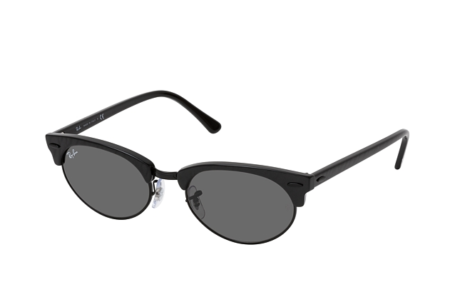 Ray-Ban Clubmaster Oval RB 3946 1305B1 perspective view
