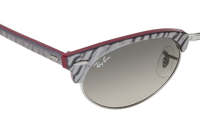 Ray-Ban Clubmaster Oval RB 3946 130732 perspective view