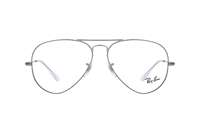 Ray-Ban Aviator RX 6489 2502 vista en perspectiva