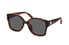 Le Specs ATHENA  ALT FIT 2028401 toffee Havana / Polarised grey perspective view thumbnail