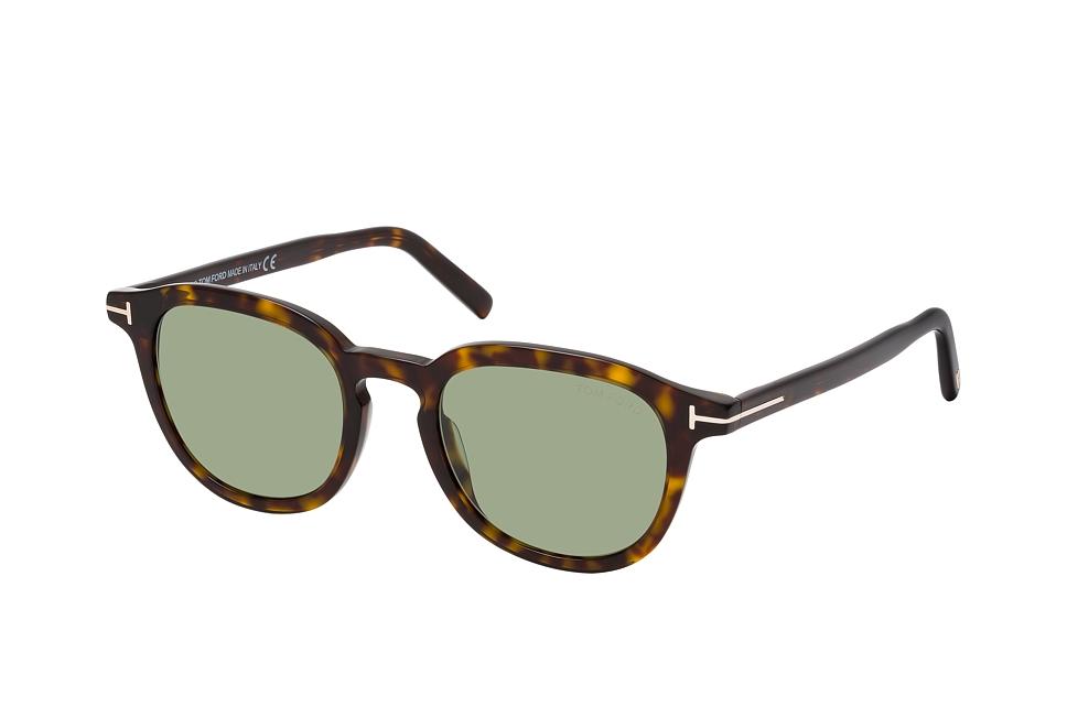 tom ford -  FT 0816 52N, Runde Sonnenbrille, Herren, in Sehstärke erhältlich