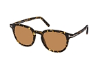 Tom Ford FT 0816 02V Havana / Brown perspective view thumbnail