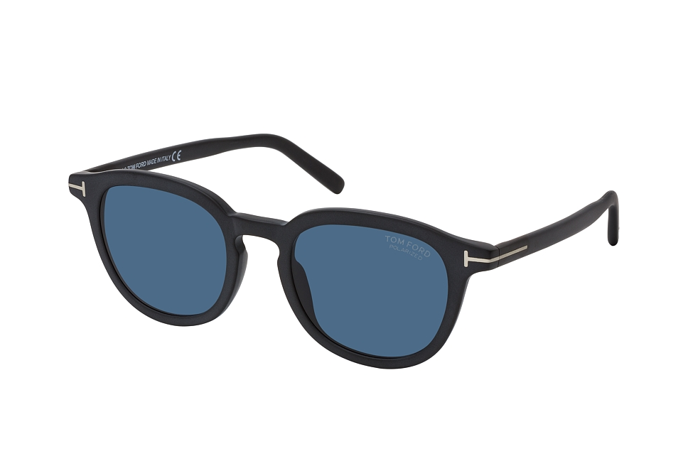 tom ford -  FT 0816 02V, Runde Sonnenbrille, Herren, polarisiert, in Sehstärke erhältlich