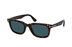 Tom Ford Dario FT 0817 01E Havana / Blue perspective view thumbnail