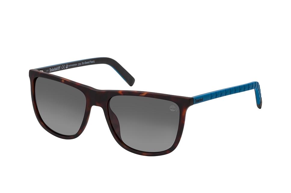 timberland -  TB 9221 52D, Quadratische Sonnenbrille, Herren, polarisiert, in Sehstärke erhältlich