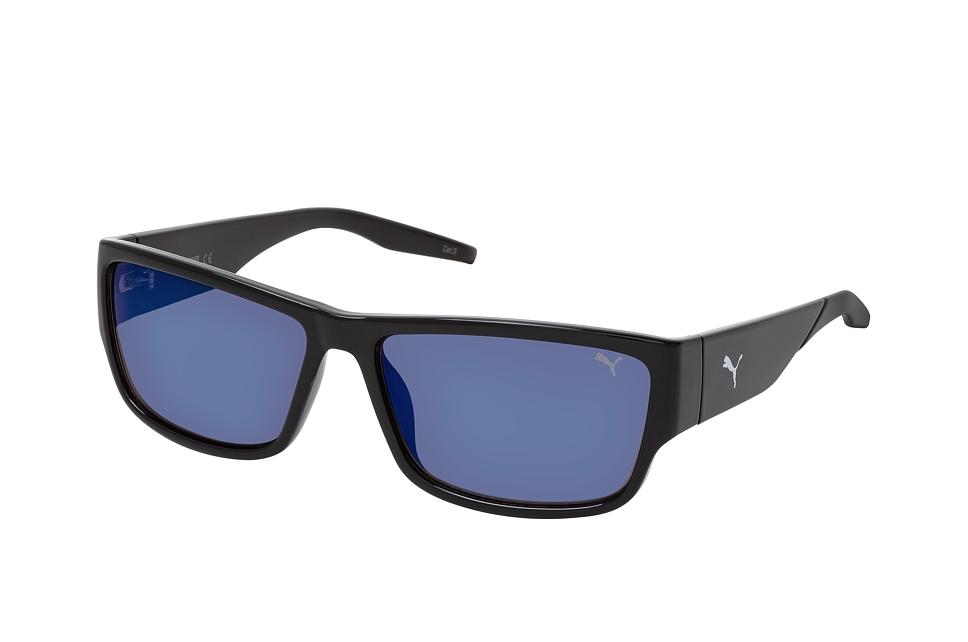 puma -  PE 0121S 004, Rechteckige Sonnenbrille, Herren