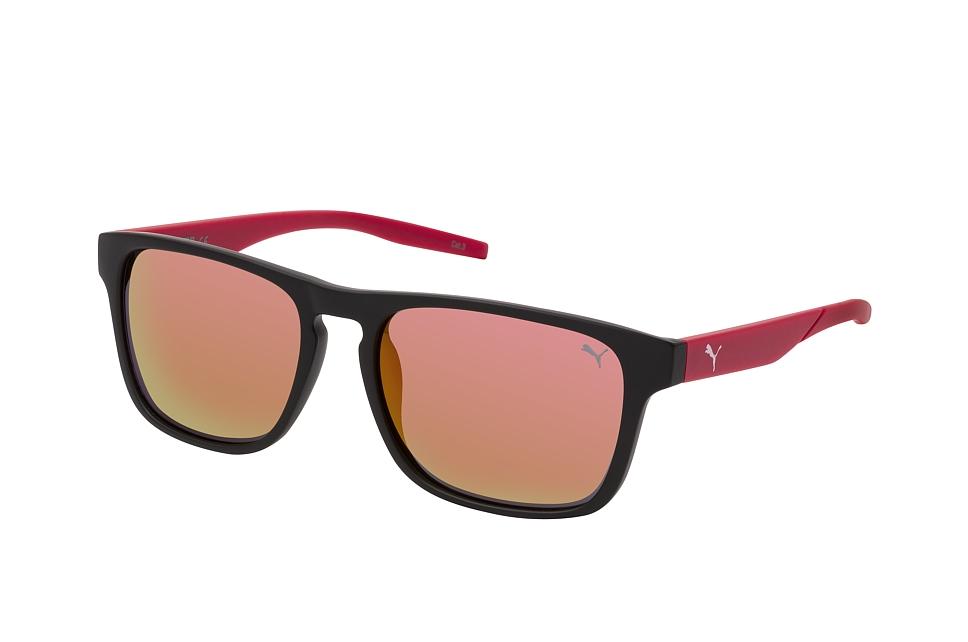 puma -  PE 0118S 002, Quadratische Sonnenbrille, Herren, in Sehstärke erhältlich