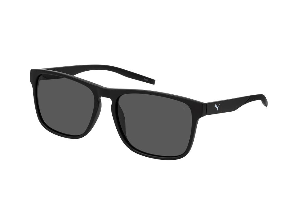 puma -  Blade Pro1 PU 0122S 001, Quadratische Sonnenbrille, Herren