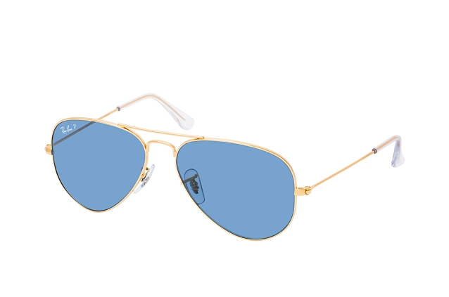 Ray-Ban Aviat. Large M RB 3025 9196/S2 Perspektivenansicht