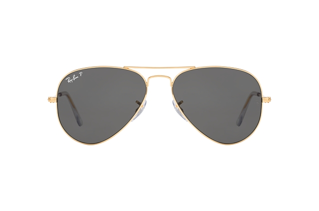Ray-Ban Aviat. Large M RB 3025 9196/48 vista en perspectiva