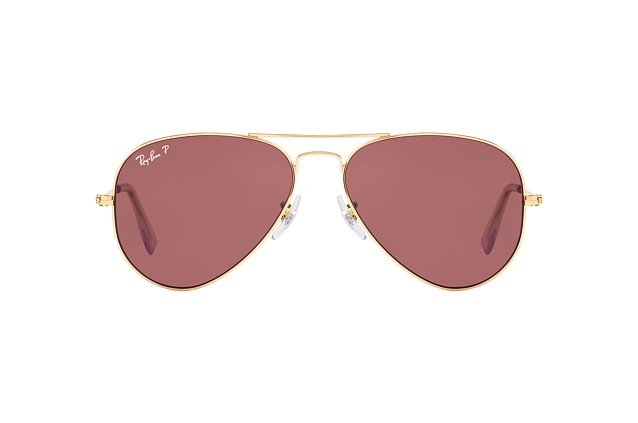 Ray-Ban Aviat. Large M RB 3025 9196/AF vue en perpective