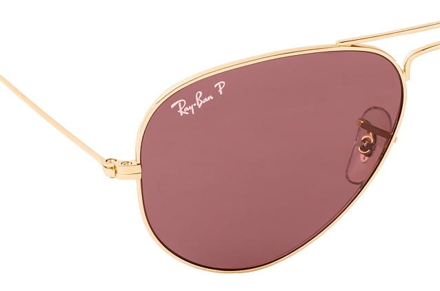 Ray-Ban Aviat. Large M RB 3025 9196/AF vista en perspectiva