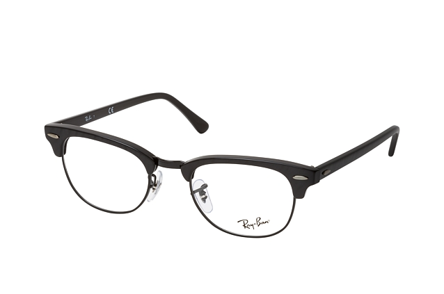 Ray-Ban Clubmaster RX 5154 8049 small perspective view