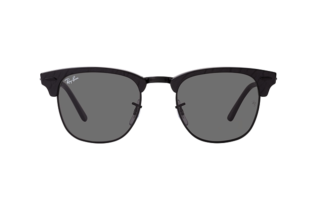 Ray-Ban Clubmaster RB 3016 1305/B1 S perspective view