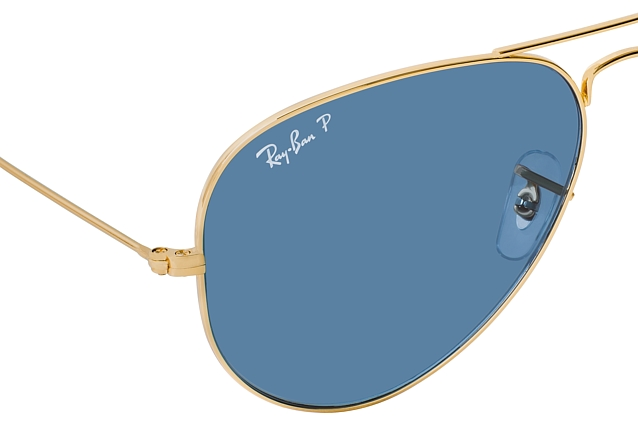 Ray-Ban Aviator large RB 3025 9196/S2 Perspektivenansicht