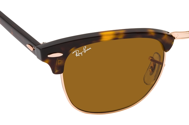 Ray-Ban Clubmaster RB 3016 1309/33 S perspective view