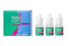 Systane Ultra 3 x 10ml small