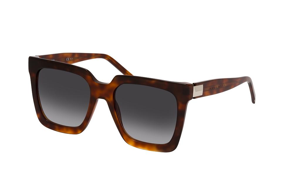 boss -   1152/S 086, Quadratische Sonnenbrille, Damen, in Sehstärke erhältlich