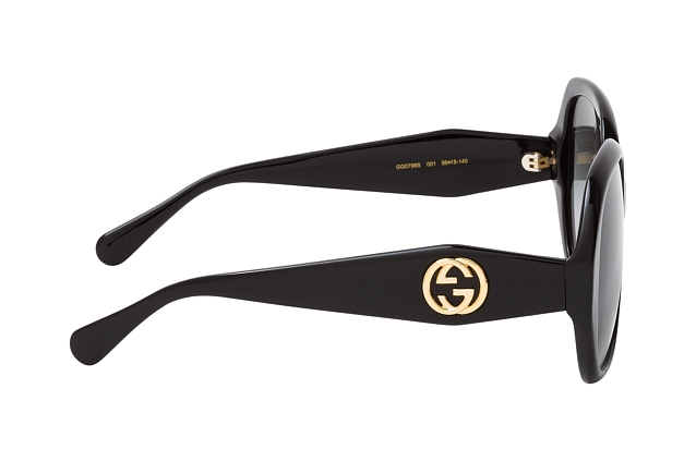 Gucci GG 0796S 001 perspective view