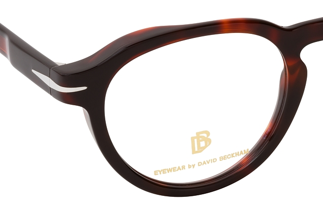 David Beckham DB 7021 0UC vista en perspectiva