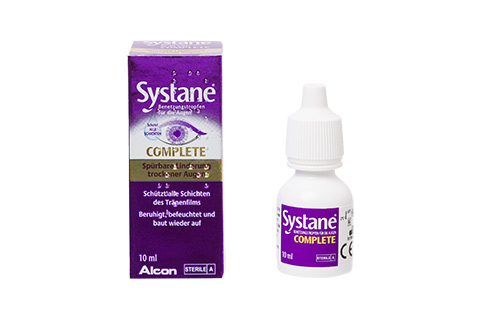 Systane Complete 10 ml front view