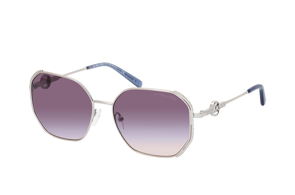 michael kors -  Santorini MK 1074B 115336, Runde Sonnenbrille, Damen