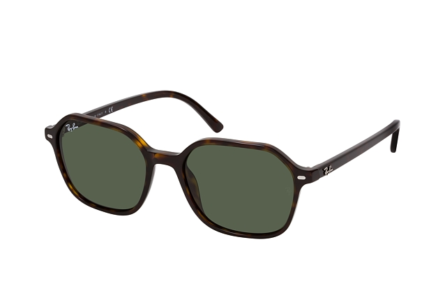 Ray-Ban John RB 2194 902/31 perspective view