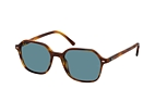 Ray-Ban RB 2194 901/58 Havana / Azul perspective view thumbnail
