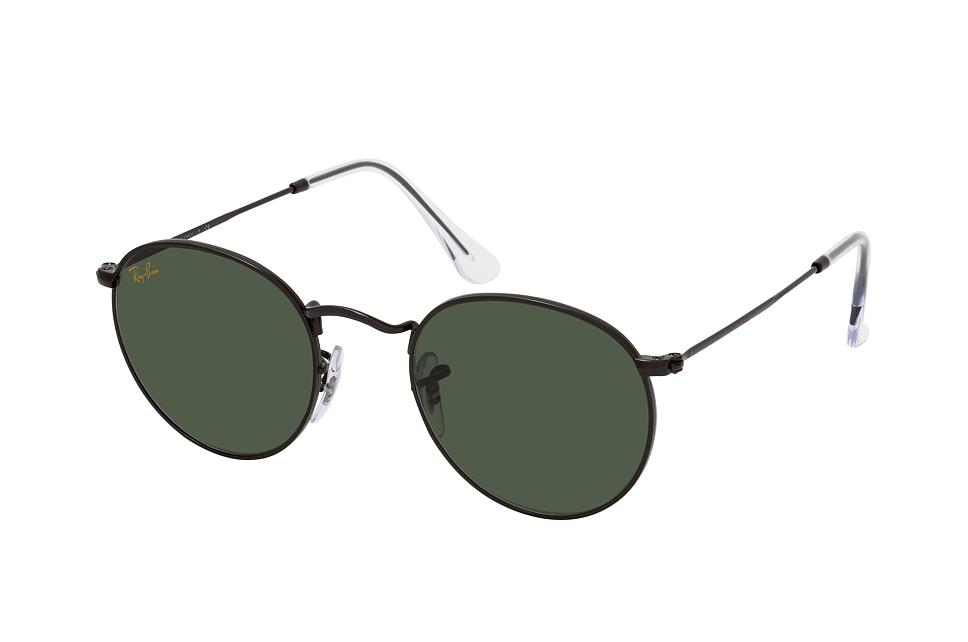 ray-ban -  Round Metal RB 3447 919931, Runde Sonnenbrille, Herren, in Sehstärke erhältlich