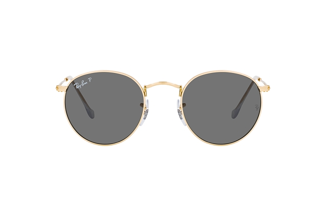 Ray-Ban Round Metal RB 3447 919648 perspective view