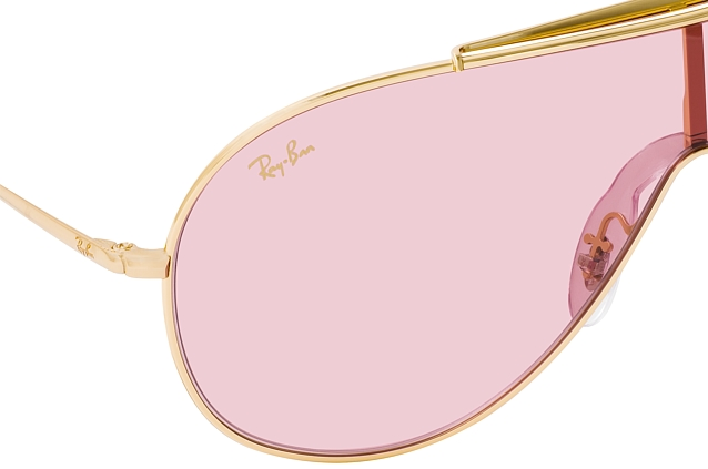 Ray-Ban WINGS RB 3597 919684 Perspektivenansicht