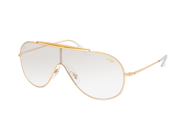 Ray-Ban WINGS RB 3597 91966I Perspektivenansicht