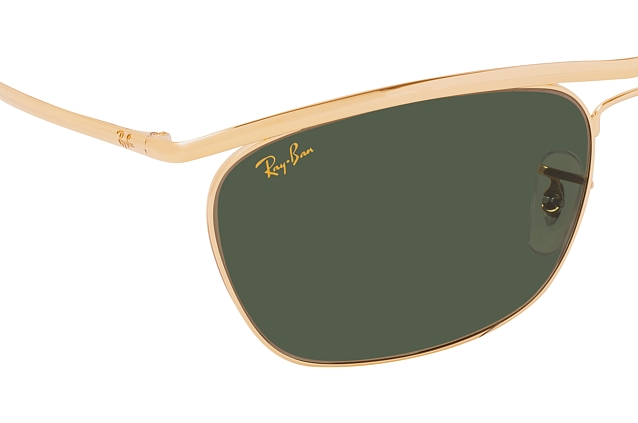 Ray-Ban Olympian II RB 3619 919631 perspective view
