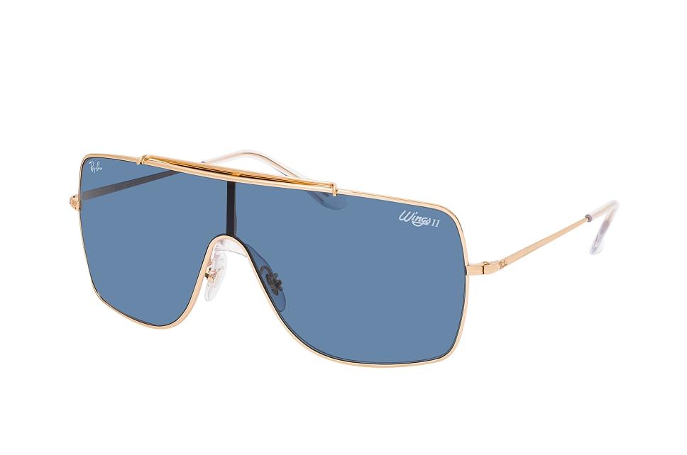 ray-ban -  WINGS II RB 3697 905080,   Sonnenbrille, Herren