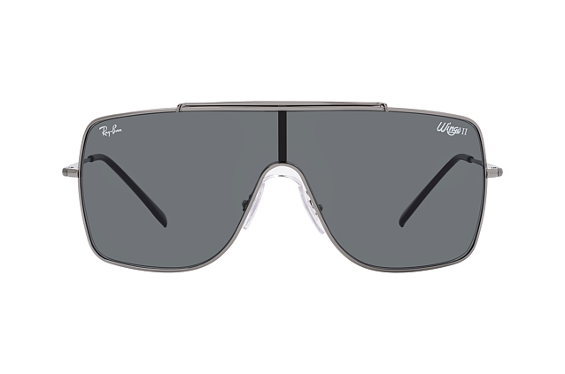 Ray-Ban WINGS II RB 3697 004/87 Perspektivenansicht
