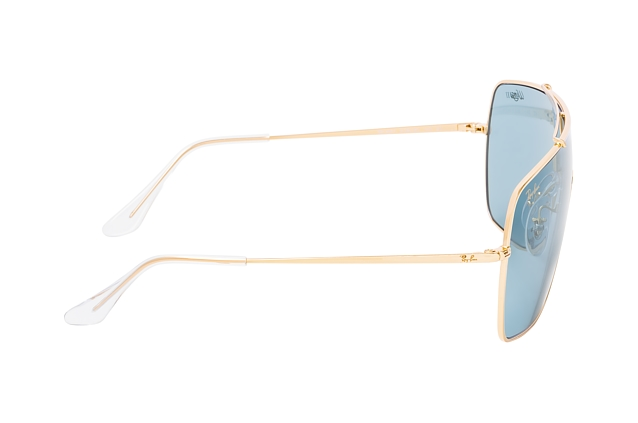 Ray-Ban WINGS II RB 3697 919680 Perspektivenansicht