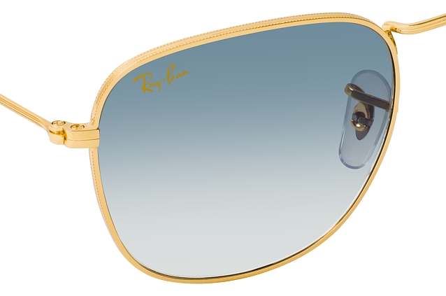 Ray-Ban Frank RB 3857 91963F Perspektivenansicht