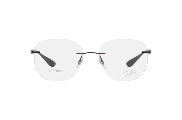 Ray-Ban RX 8766 1128 perspective view